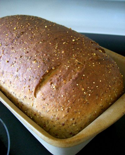 7 Ancient Grain Bread