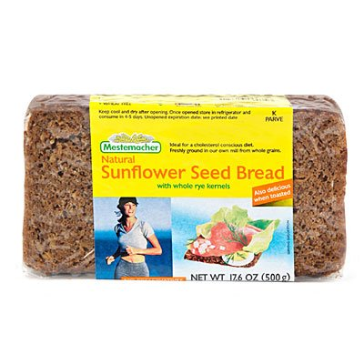 Bread, Natural Sunflower Seed