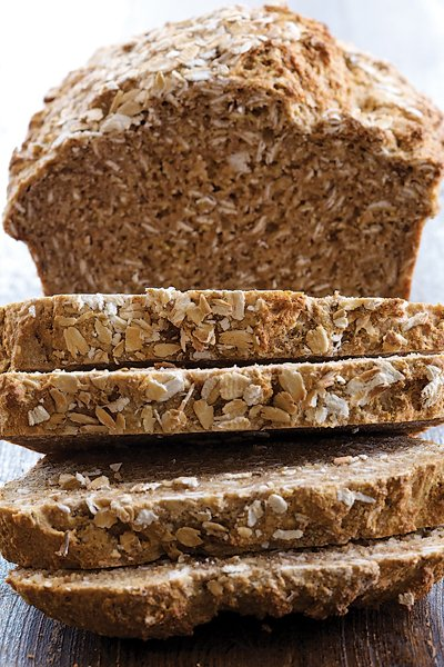 Harvest Whole Wheat Bread