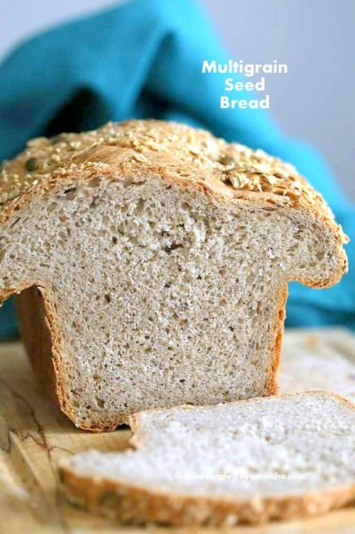 Organic Seeds & Grains Bread