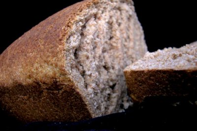 Sprouted Honey Wheat Bread