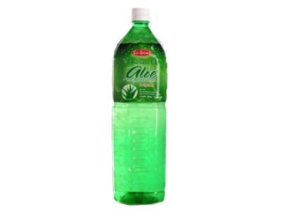 Aloe Vera Drink with Pulp, Organic