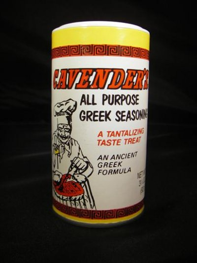 Greek Seasoning, All Purpose