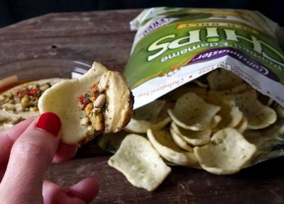 Multi Grain Cracker Crisps