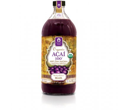 Organic Acai Berry Amazon Superfood Juice