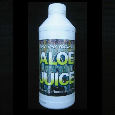 Sugar Free Aloe Vera Juice With Pulp