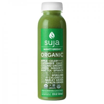 Organic Mighty Greens, Juice
