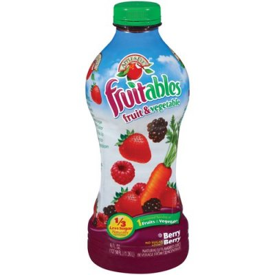 Fruitables Berry Berry Fruit and Vegetable Juice Beverage