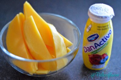 Mango Flavor Probiotic Juice Drink Plus Multi-vitamins