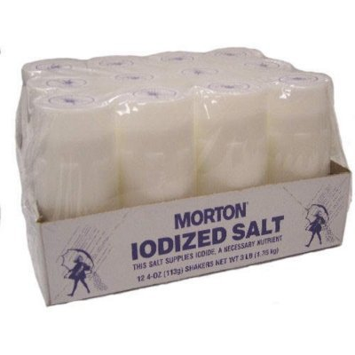 Salt,Iodized Foodservice Pack