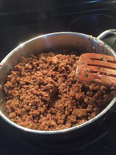 Sloppy Joe Seasoning Mix