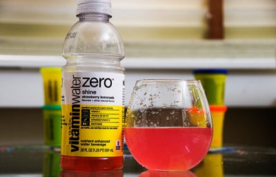 Vitamin Water Zerc Shine, Strawaberry Lemonade