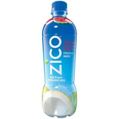 Watermelon Raspberry Flavored, Premium Coconut Water