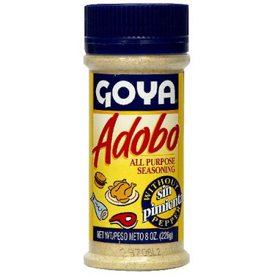 Adobo Without Pepper