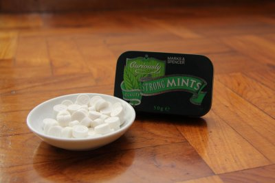 Curiously Strong Mints, Winter Green
