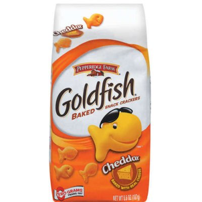 Goldfish Bakede Snack Crackers