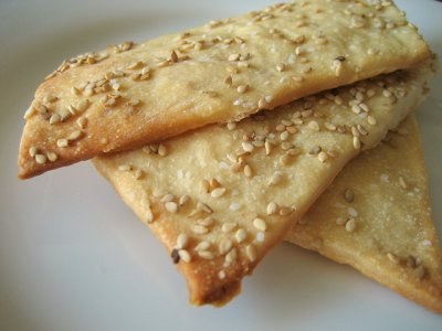 Lavasch Crackers
