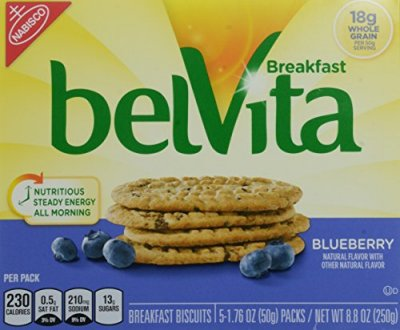 Breakfast Belvita, Cranberry Orange. Breakfast Biscuits