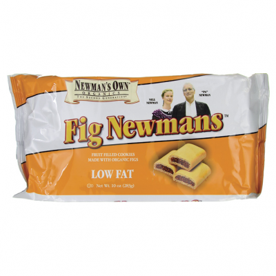 Fig Newmans, Fig Filled Cookies, Organic