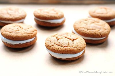 Chocolate Sandwich Cookies, Chocolate Creme