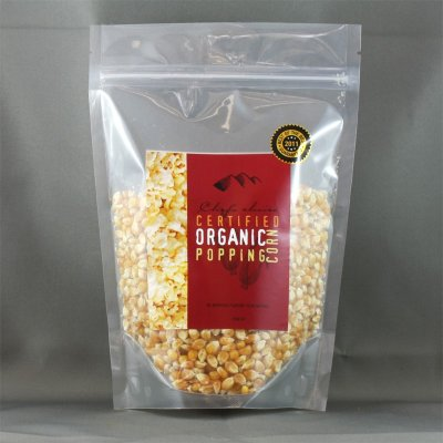 Organic Popped Corn, Dill Pickle