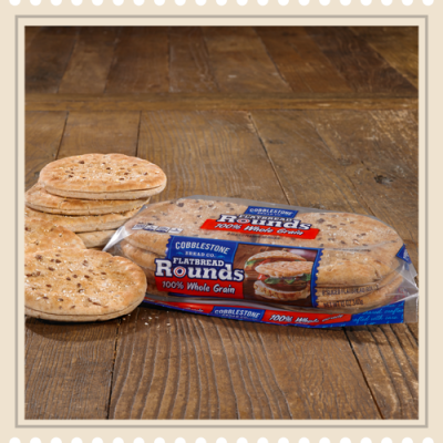 Rounds With Whole Grain