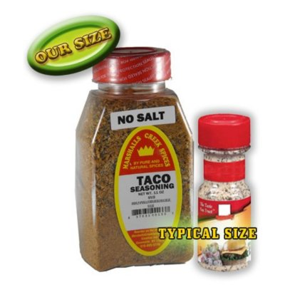 Spices And Seasonings, Taco