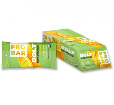 Bolt Organic Energy Chews Berry Blast