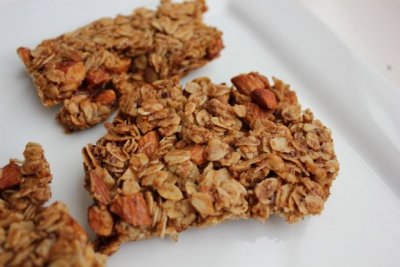 Oats & Honey Crunchy Granola Bars