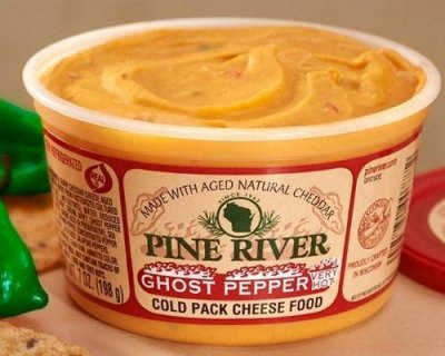 Pasteurized Cheese Spread