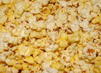 Popcorn, Butter, Pre-Priced