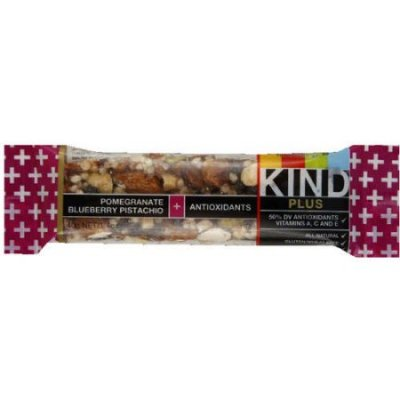 Blueberry Pecan Plus Fiber Bar