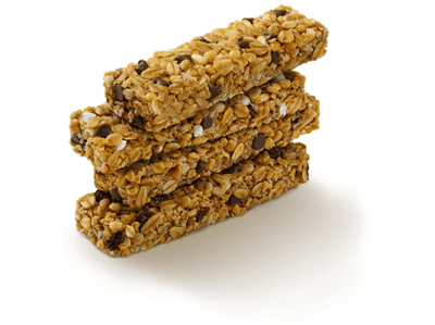 Chewy Low Fat, Oatmeal Raisin, Granola Bar