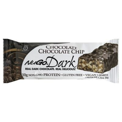 Dark Chocolate, Deliciously Natural Nutrition, High Protein Bar