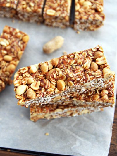 Granola Bars, Crunchy, Oats 'n Honey, Sports Pack