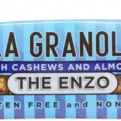 Lola Granola Bar With Cashews And Almonds