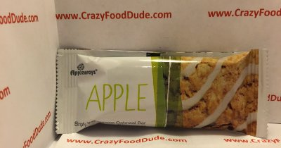 Apple, Simply Wholesome Oatmeal Bar