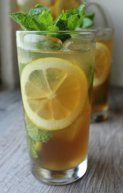Iced Tea, Lemon, Diet