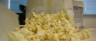 Microwave Popcorn, Light Butter Flavor