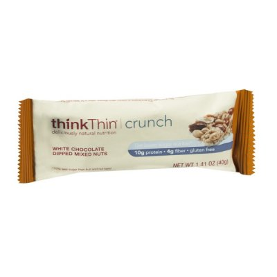 Crunch Nut Bar (Chocolate Dipped Mixed Nuts)