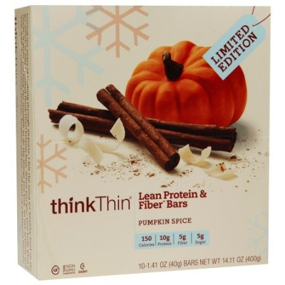 Lean Protein & Fiber Bar, Chunky Chocolate Peanut