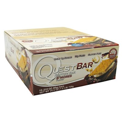 Nutrition Bar, for Women, S'mores