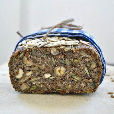 Nuts & Seeds Bread