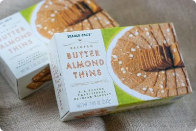 Biscuits With Almond Butter