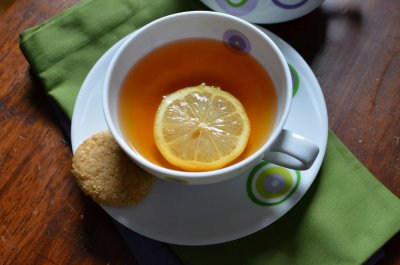 Green Tea, with Lemon & Honey