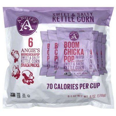 Boom Chicka Pop, Sweet & Salty Kettle Corn