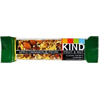 Fruit & Nut Bar - Apple, Cinnamon & Pecan