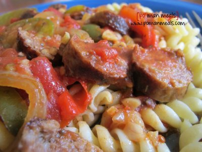 Chicken Sausage Italian Sausage With Peppers & Onions