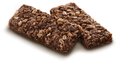 Granola Bars, Crunchy, Oats 'n Dark Chocolate