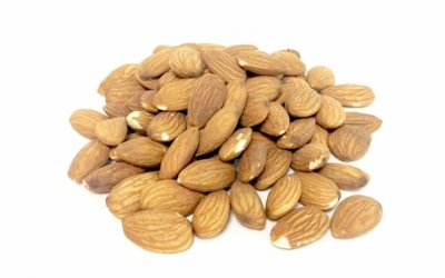 Sesame Honey Almonds